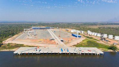 Nueva terminal portuaria se une al mercado