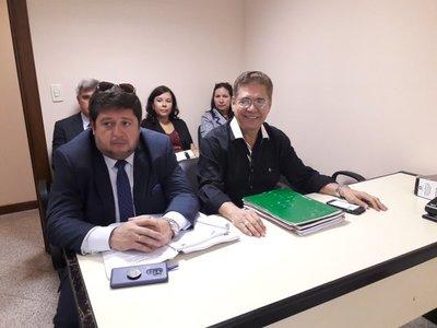 Froilán Peralta a juicio oral