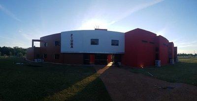 Sede de FIUNA será inaugurada mañana viernes