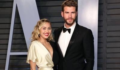HOY / Luego 10 años de idas y vueltas, Miley Cyrus y Liam Hemsworth se casaron