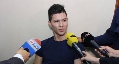HOY / Habla su amiga y se complica situación de Bruno Marabel: fiscala reafirma su hipótesis