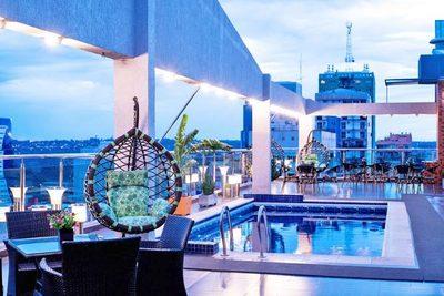 Recibir el año de la mano de lujosos hoteles