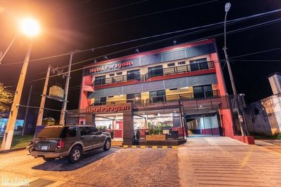 Frutería Paraguarí inaugura su propio hotel