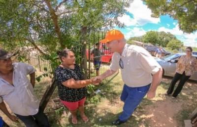 MOPC entregó indemnizaciones a familias afectadas por obras de la Costanera II
