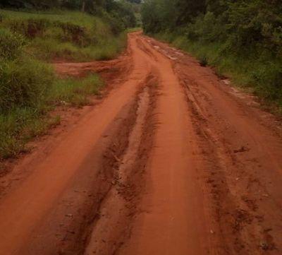 Cañicultores de Caaguazú piden camino de todo tiempo