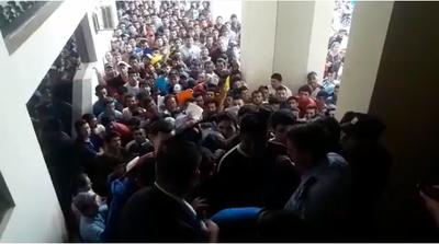Continúan filas y malestares de jóvenes objetores de conciencia en todo el país