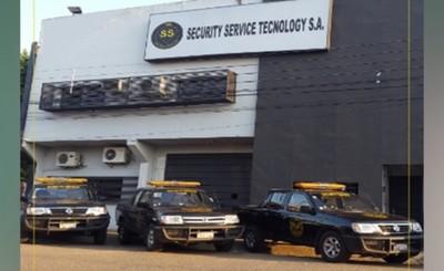 Guardias de SST reclaman pago de aguinaldo