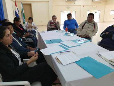 """""""Jornada de Acercamiento de Organizaciones Indígenas."""""""