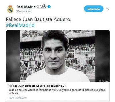 Recordaron a Bautista Aguero