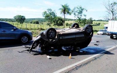 Más de mil muertes al año en accidentes de tránsito