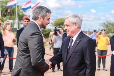 Abdo viaja a Brasilia con Sebastián Piñera para la asunción de Bolsonaro