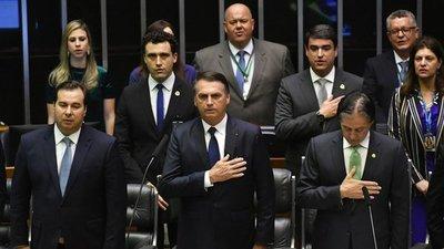 Jair Bolsonaro se propone liberar a Brasil del socialismo