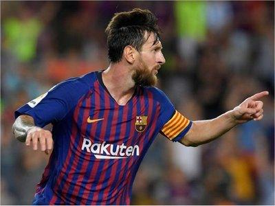 Messi va por el récord de Giggs en este 2019