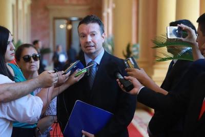 Irregularidades en Petropar superarían los 30 mil millones de guaraníes, afirmó Arregui