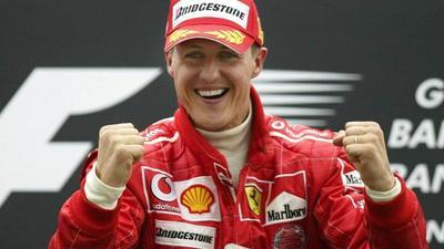 El expiloto Michael Schumacher cumple hoy 50 años