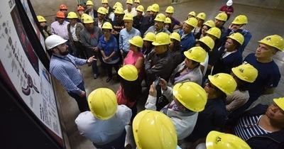 Unos 740 mil turistas visitaron atractivos turísticos de la Itaipú Binacional