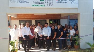 Habilitan USF Miraflores promocionando el Desarrollo Infantil Temprano