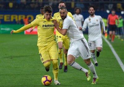 El Madrid no pasa del empate