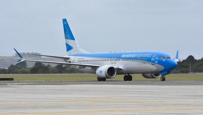 Aerolíneas Argentinas cerró el 2018 con récord de pasajeros y puntualidad