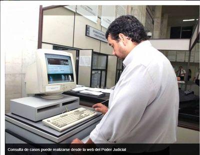 Optimización de las tecnologías en procesos judiciales