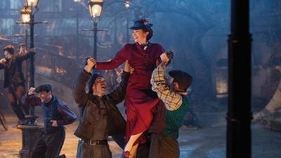 Retorna Mary Poppins Y Una Cinta Con Doblaje Paraguayo