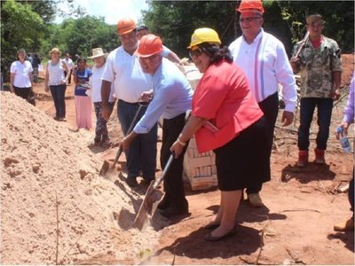 Comienza construcción de centro de rehabilitación para indígenas