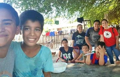 Salesianos organizan colonia de vacaciones en Concepción