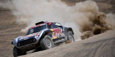 El Dakar 2019 se lanza de lleno a las dunas de Perú