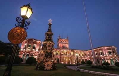 Más de 50 mil personas visitaron los jardines del Palacio en temporada navideña