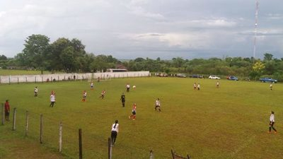 Selección Sanlorenzana Femenina: Rescatan un punto de visita a San José Obrero
