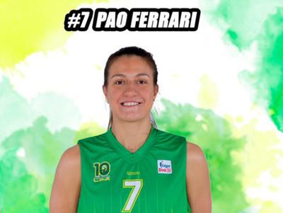 Paola Ferrari, MVP de la jornada 14