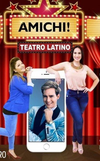"""""""Amichi!"""" trae humor al Latino"""