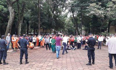 Hurreros y planilleros piden reposición en la comuna de CDE