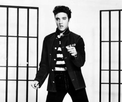 Un día como hoy, pero en 1935, nacía Elvis Presley