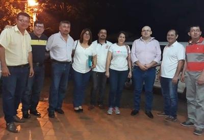 SENAD y Gobernación firmarán convenio de lucha contra las drogas en Alto Paraná