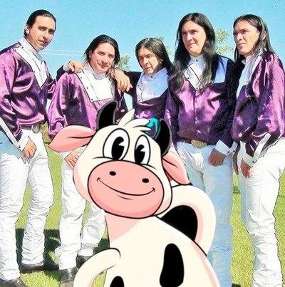 El grupo que hizo famosa a 'La Vaca Lola'