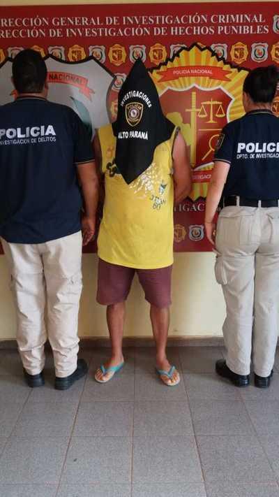 Ordenan prisión para expolicía con frondosos antecedentes