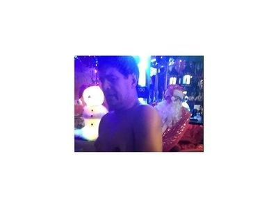 Filtran videos de una noche de descontrol del hermano de Chilavert