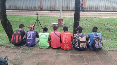 Rechazan a nueve jóvenes en cuarteles de CDE