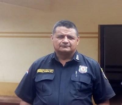 Nuevo jefe en Comisaria 12