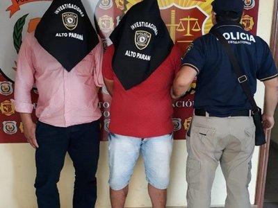 Dos personas detenidas en Ciudad del Este por robo de insecticidas