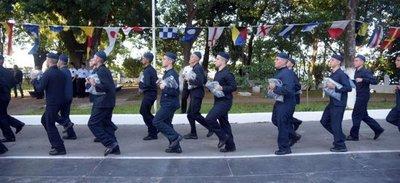 23 adolescentes hacen el servicio militar obligatorio en Cimefor
