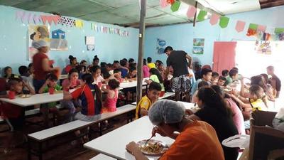 Proyecto Ko'eju pretende habilitar 5 comedores en Alto Paraná en el 2019
