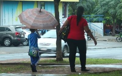 Anuncian lluvias y mucha humedad para este miércoles