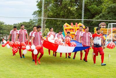 Arrancó la tradicional Copa Palermo 2019 de TABESA