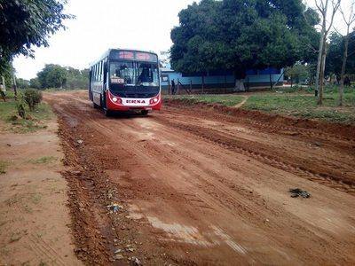 La línea 29 quebró por culpa de las obras del metrobús, dicen