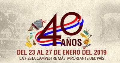 La fiesta de la Tradición Misionera se presentará en Alto Paraná