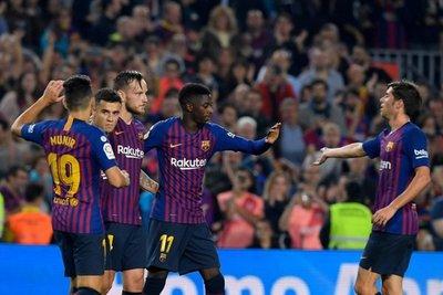El Barcelona busca un plus