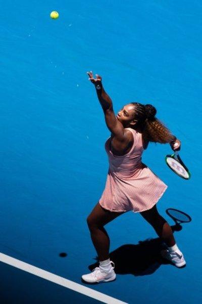 Inicio complicado para Serena Williams