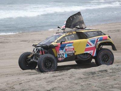 "La etapa ""maratón"" del Dakar amenaza a los pilotos"